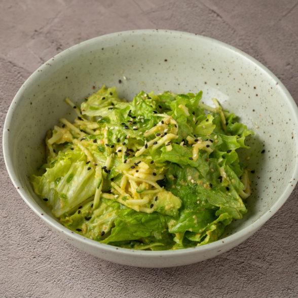 Салат Зеленый